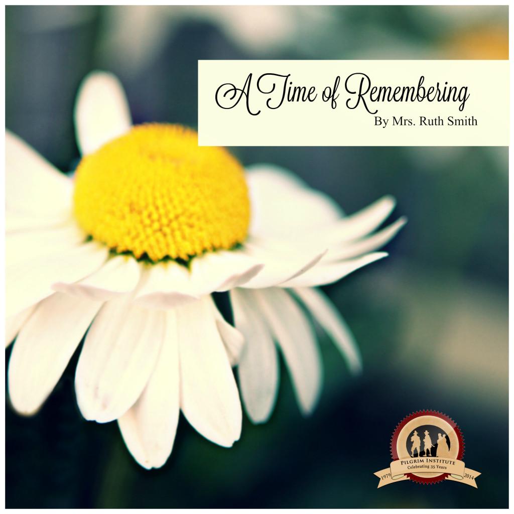 God's Providence, Memories, Mother's Day Flowers