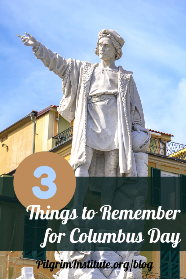 3 Things to Remember for Columbus Day