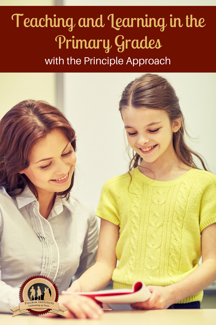Teaching and Learning in the Primary Grades with the Principle Approach