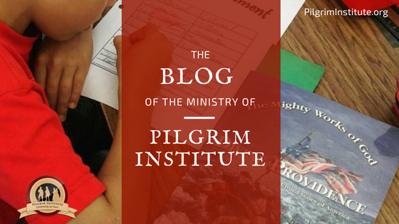 Pilgrim Institute Blog