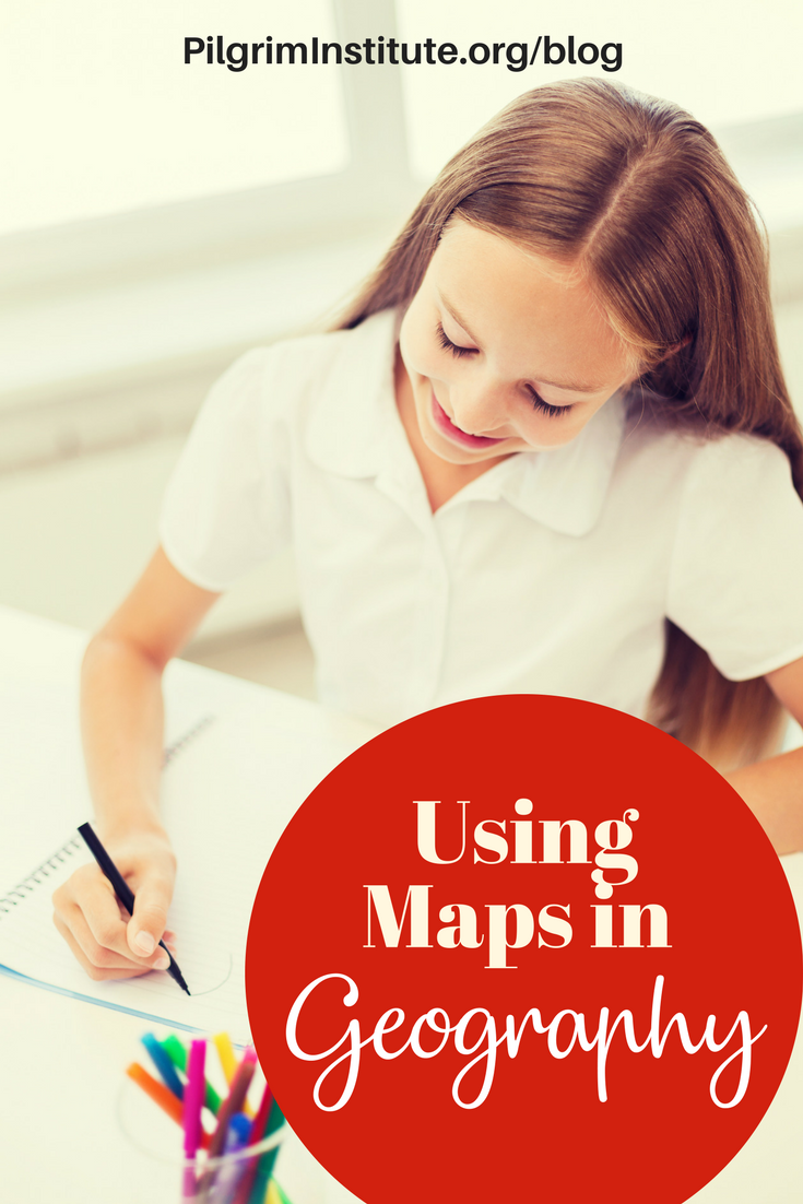 Maps provide an excellent opportunity for the student to produce a geographical essay which confirms his comprehension of the Idea covered. Each map should have one main idea, rather than many ideas on one map.