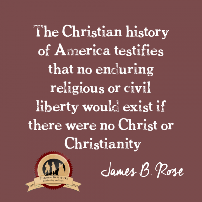James Rose quotes  James Rose America's Christian History