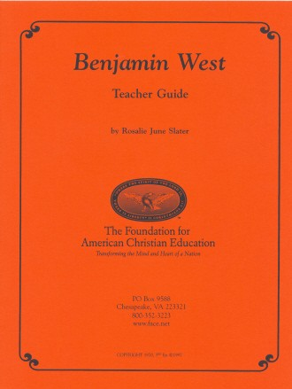 Benjamin West Teacher Guide