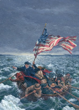 Notecards - Washington Crossing