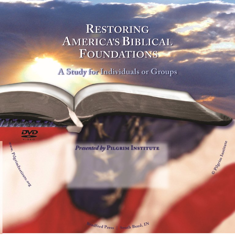 Restoring America's Biblical Foundations DVDs